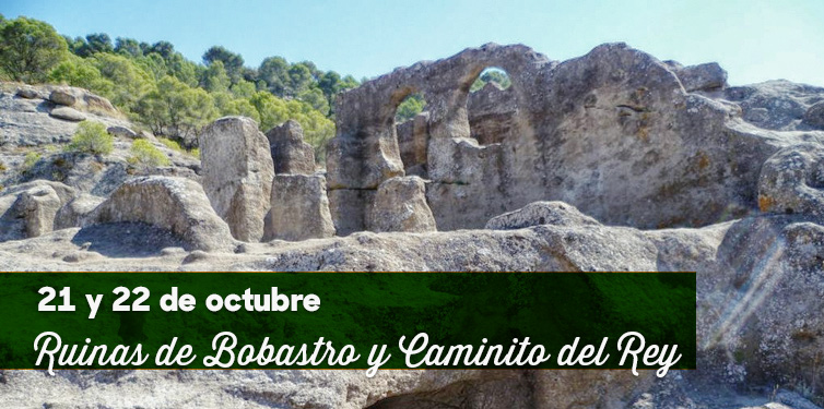 Viaje a las Ruinas de Bobastro y Caminito del Rey