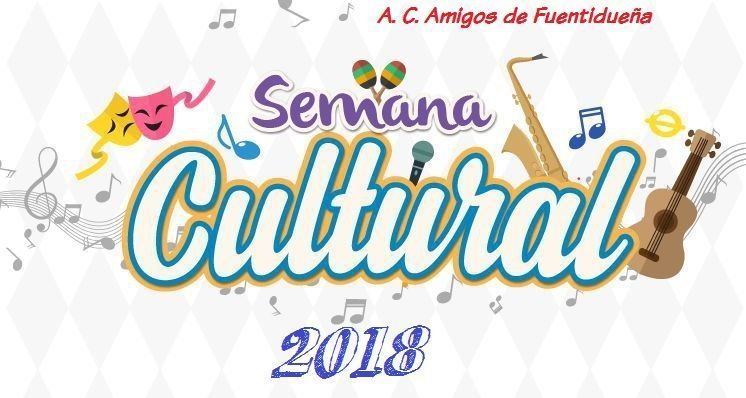 semana cultural 2018 Fuentidueña
