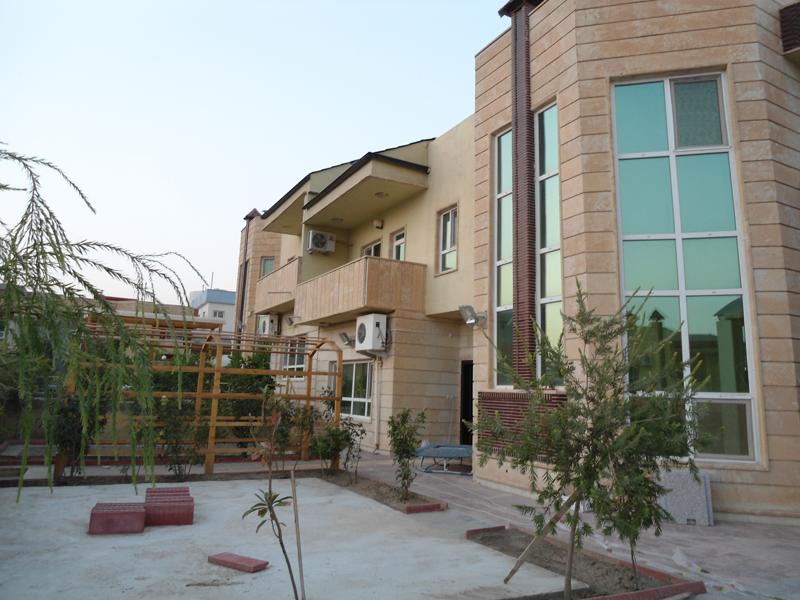 Casa de retiro donde realizamos los Ejercicios Espirituales