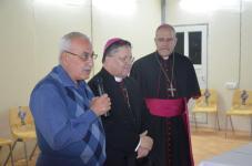 Nuncio y Obispo