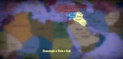 Homenaje a Siria e Irak