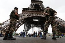 París en medio de excepcionales medidas de seguridad.