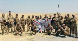 Milicias confesionales iraquíes.
