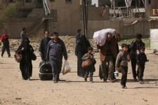 Mosul-desplazados