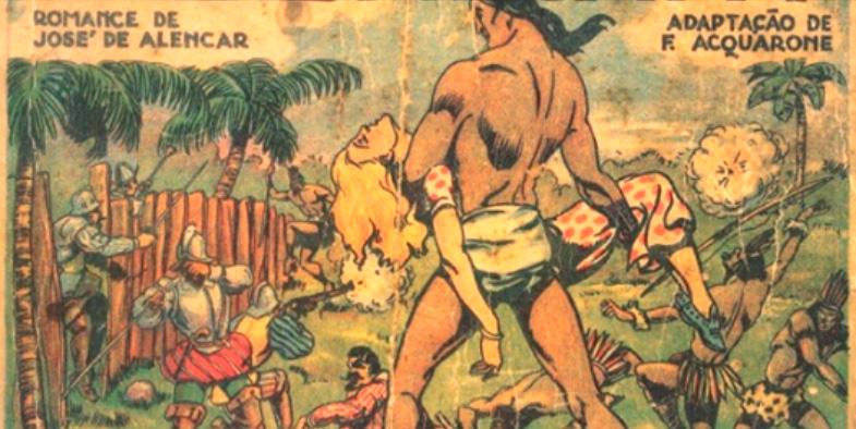 App libera de graça as primeiras HQs brasileiras, incluindo algumas criadas no século 19