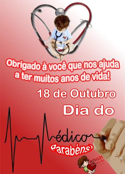 Homenagem ao Dia do Médico