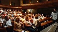 En el teatro de Alcalá de Henares