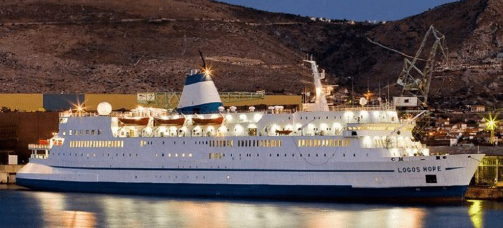 El barco - biblioteca MÁS GRANDE DEL MUNDO visitará las costas de LIRQUÉN