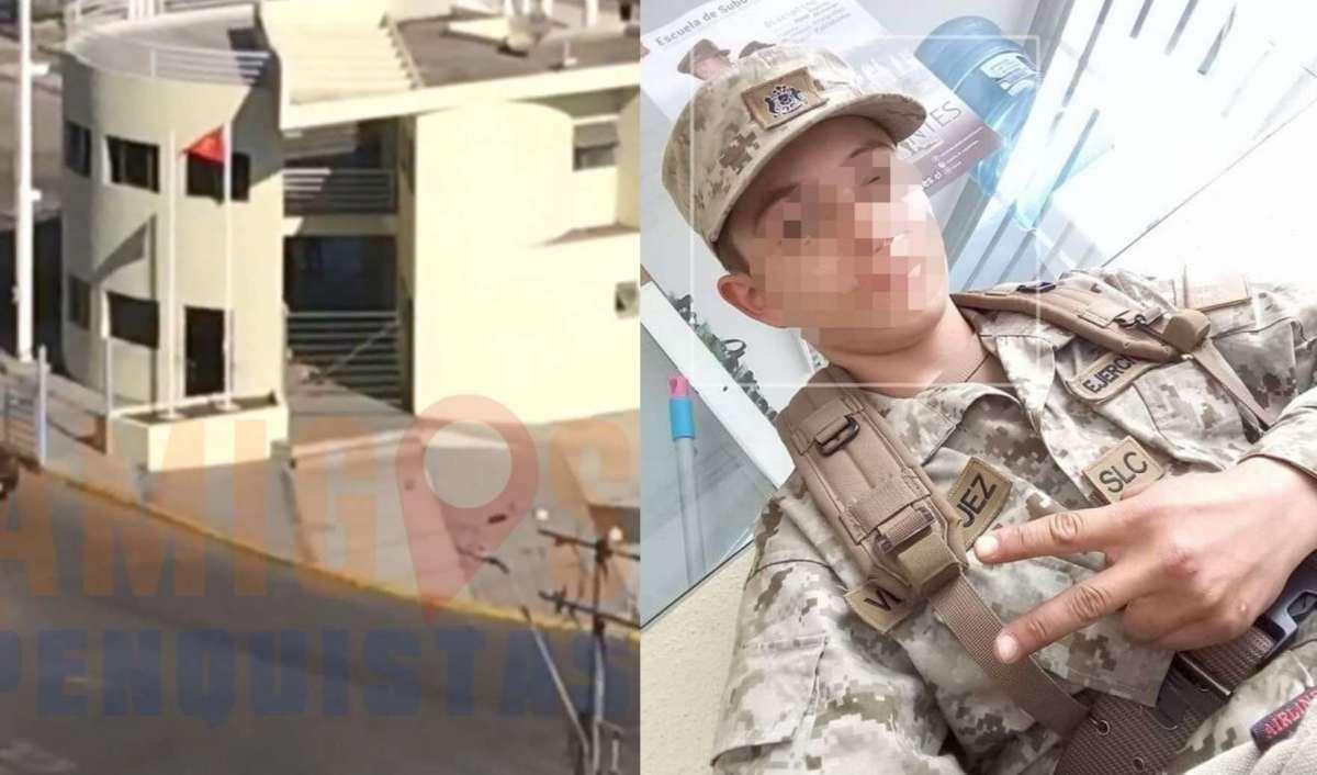 Tres militares mueren tras confuso incidente en Regimiento de Iquique