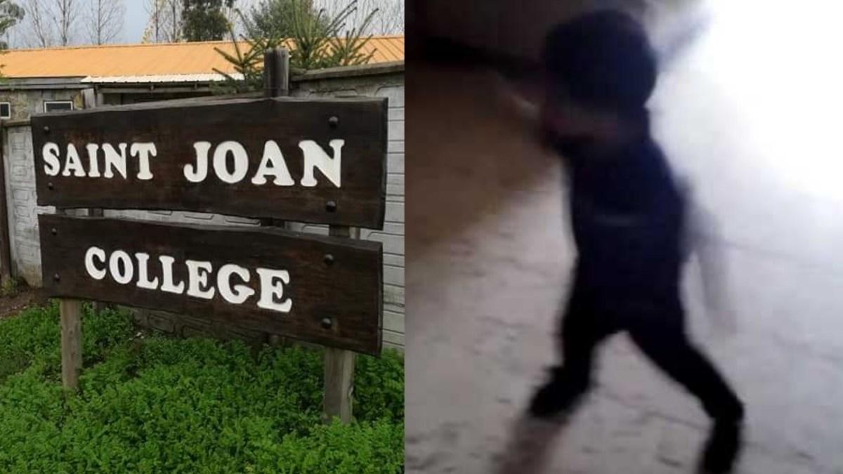 Nuevo caso de ESPÍRITU SANTO en establecimiento de Santa Juana, colegio Saint Joan admite sucesos fuera de lo normal