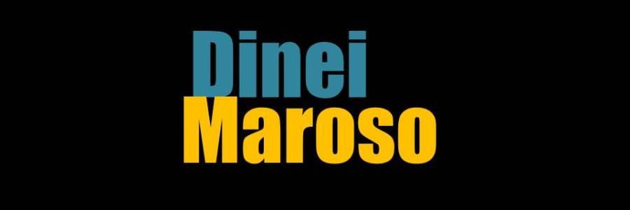 Professor Dinei Maroso