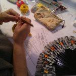 Amiguitos de crochet Taller de pulpitos Solidarios en Crearte Granada DIY.