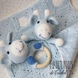 Trabajos de los talleres 2017/2018 Amiguitos de crochet