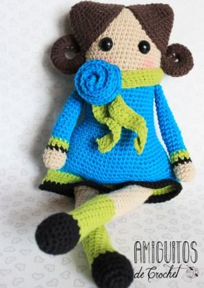 Muñeca cuadrada