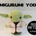 Free Amigurumi Pattern Star Wars Yoda
