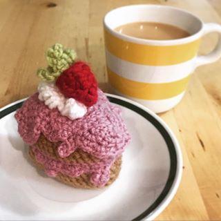 Cake amigurumi crochet