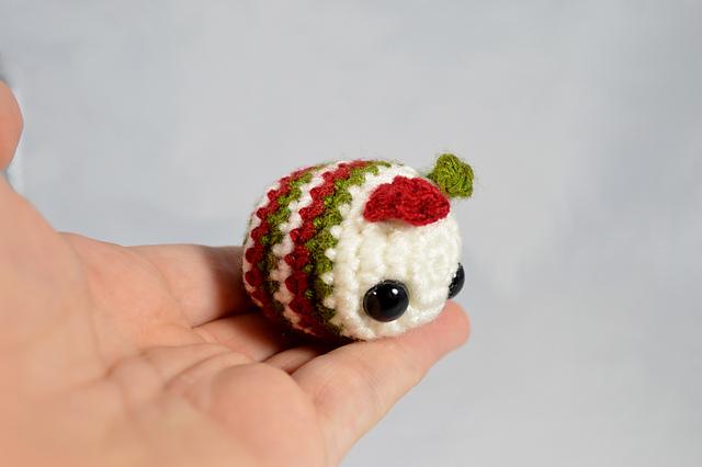 Crochet Catepiller Pattern