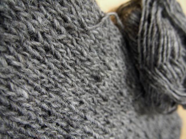 Lettilopi lopapeysa yarn from Iceland.