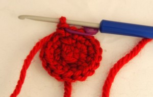 How to crochet a sphere in amigurumi