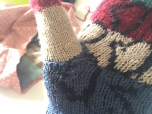 How to fix knitting