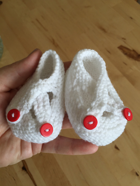 saartjes bootees baby shower gift