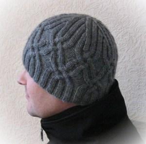 Men's ski hat