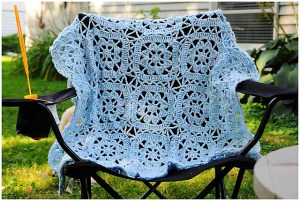 Lacy granny Square Patterns