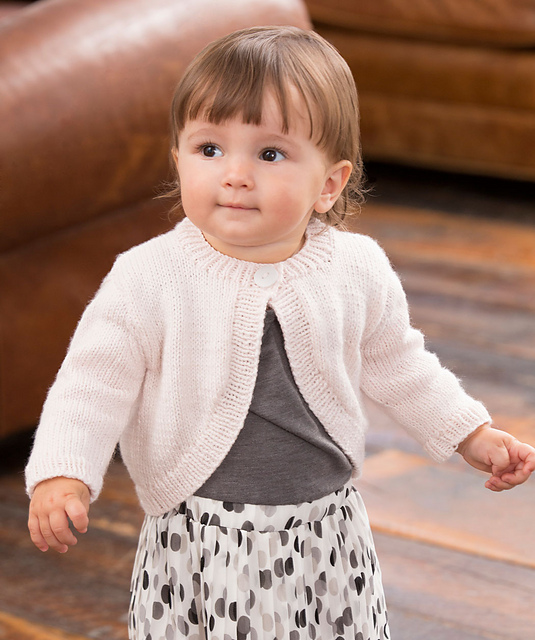 Perfect Princess Charlotte Shrug