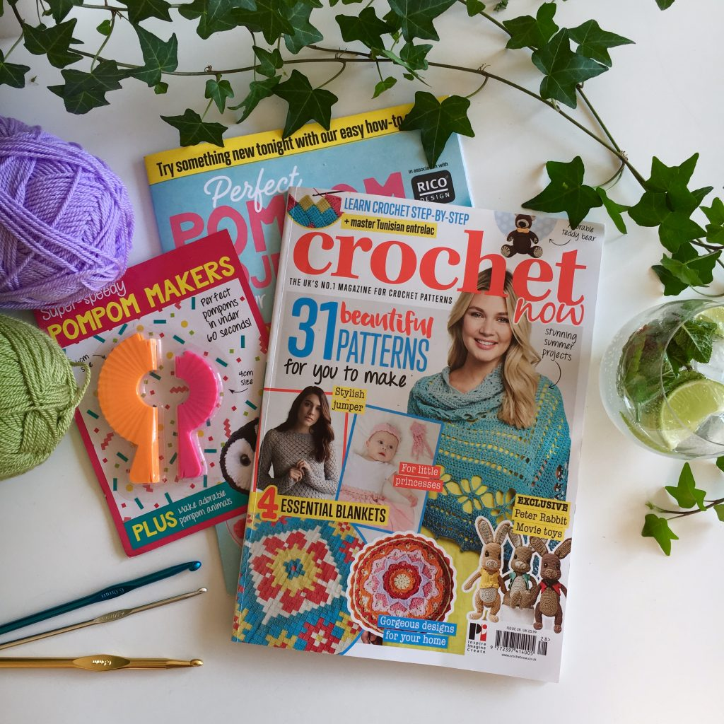 Issue 28 of Crochet Now Magazine