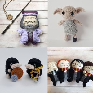 Harry Potter Amigurumi Patterns