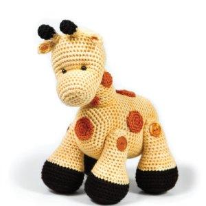 DIY Amigurumi Kit | Giraffe
