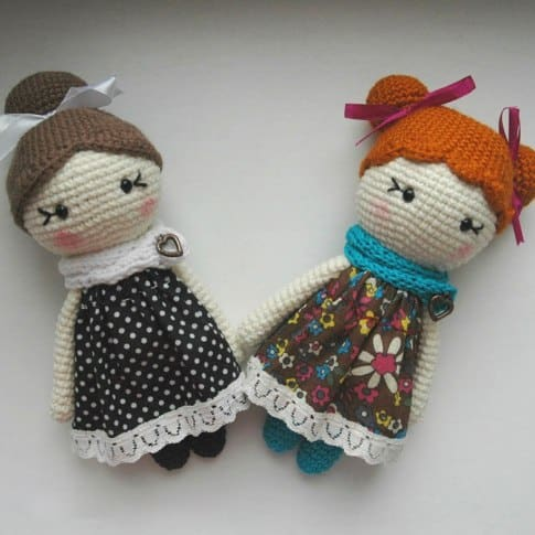 Small Amigurumi Doll Pattern : Amigurumi Today - Page 4 of 8 - Free amigurumi patterns ...