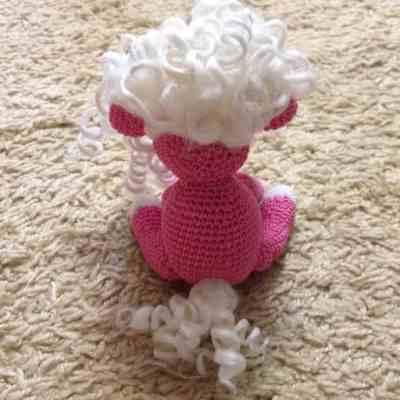 Free crochet unicorn pattern