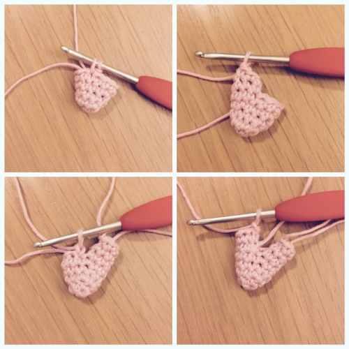 Little birds in love free amigurumi pattern