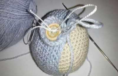 Amigurumi baby dolls - crochet pattern