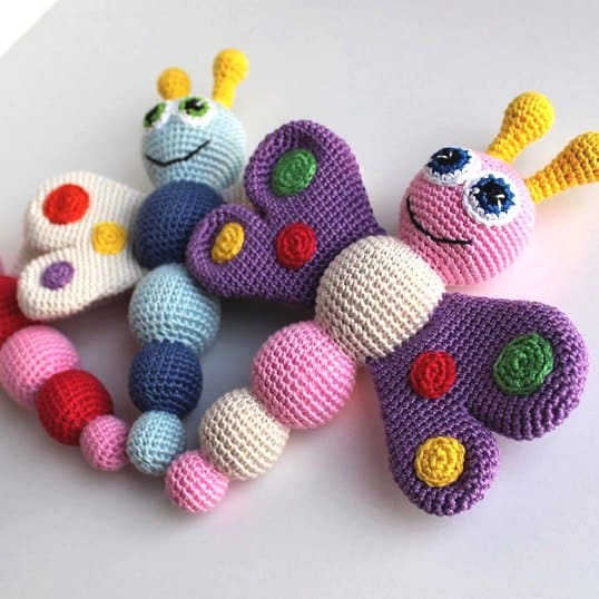 Free Crochet Pattern For Baby Toys : Amigurumi Today - Free amigurumi patterns and amigurumi ...