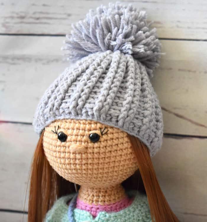 Molly Doll crochet pattern - Amigurumi Today | 748x700