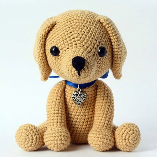 Free Pattern For Amigurumi Dog : Amigurumi Today - Page 2 of 11 - Free amigurumi patterns ...