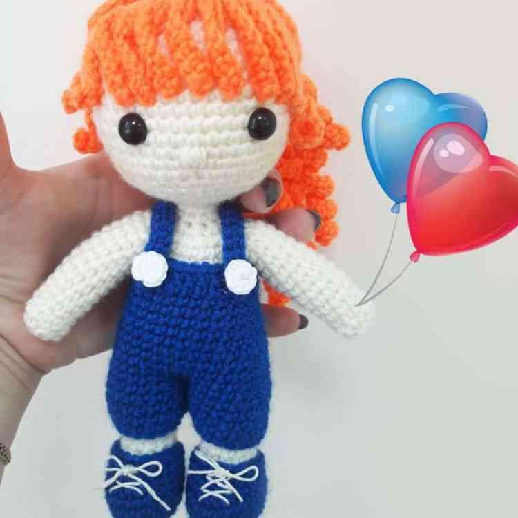 Easy Doll Crochet Patterns For Beginners : Amigurumi Today - Free amigurumi patterns and amigurumi ...