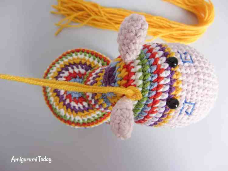 How to make pony hair - crochet tutorial
