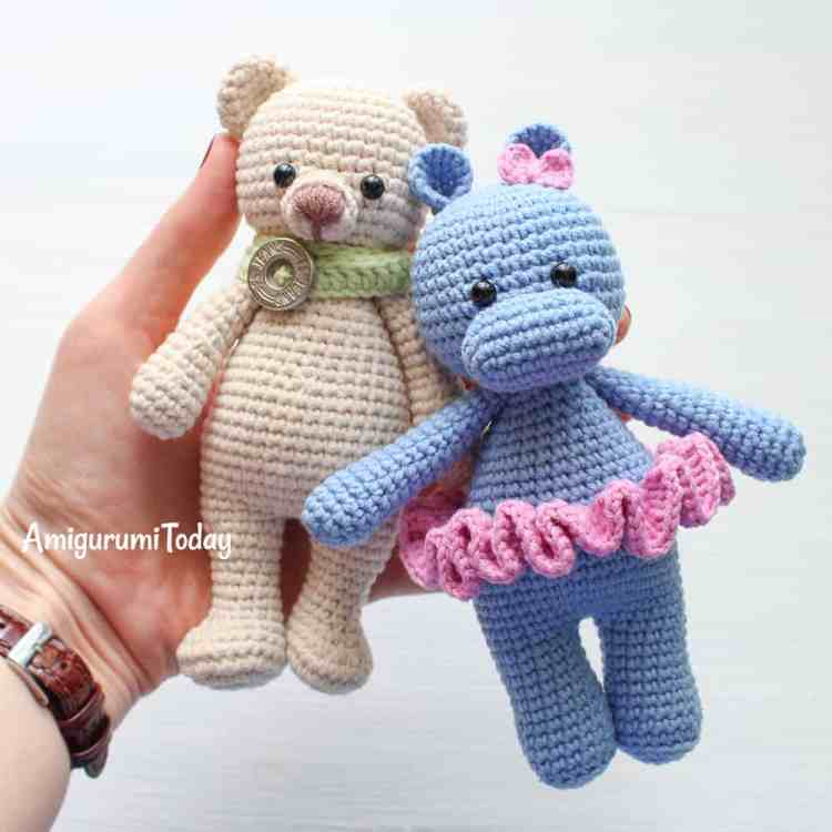 Cuddle Me Collection by Amigurumi Today