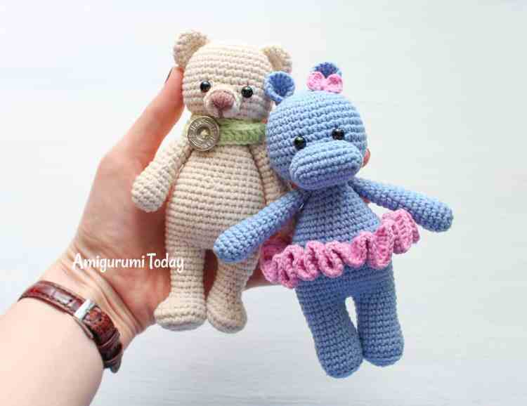 Cuddle Me Toys crochet patterns