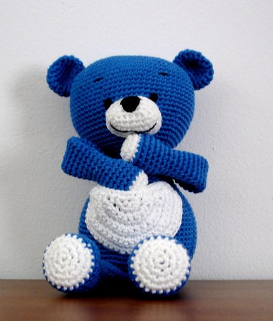 Blue Bear - 1