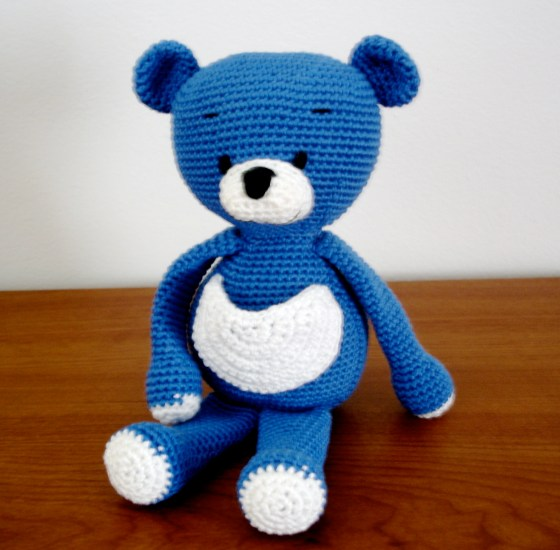 Blue Bear - 3