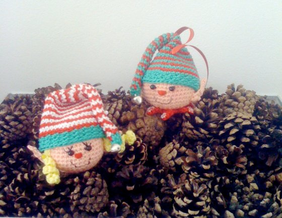 Santa's Helpers - AmigurumiBB - Free Patterns