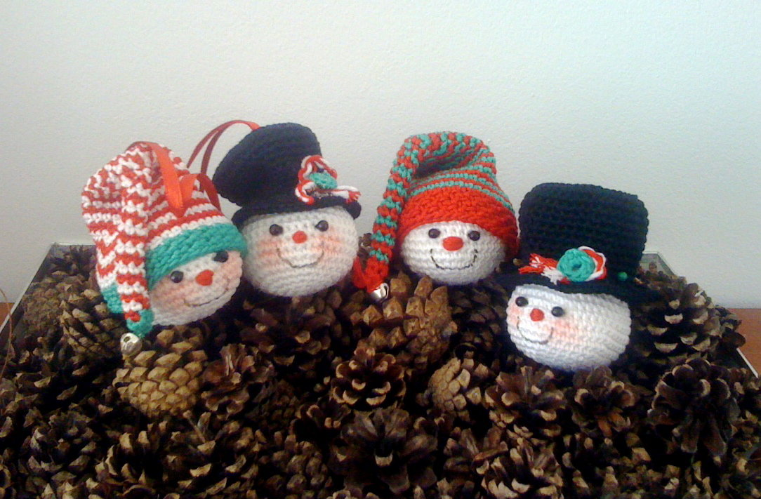 Ready For Christmas Fever Amigurumibb By Cheche