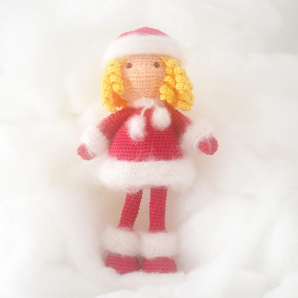 Winter Dolls - AmigurumiBB