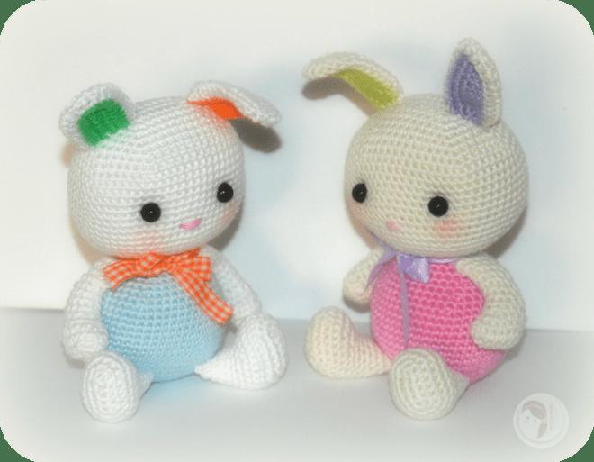 Bunny Babies by AmigurumiBB a
