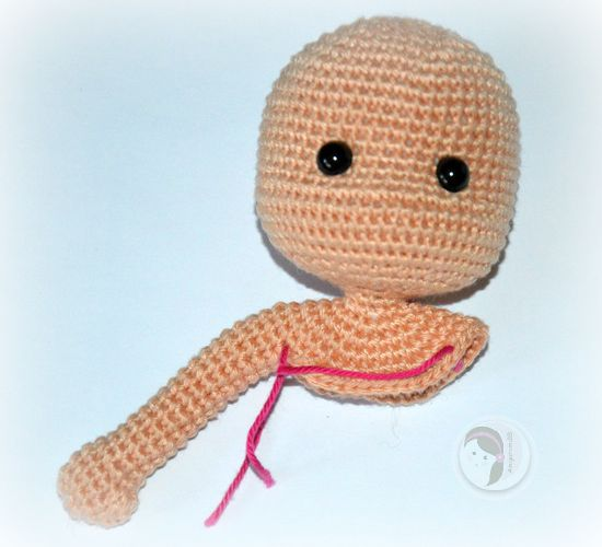 N/A] This Adorable Big Head Baby Doll Will Make You Giggle With ... | 500x550
