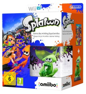 Splatoon Special Edition Pack